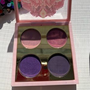 M. A. C. And Patrick Starrr eyeshadow palette